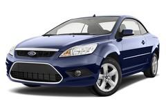 Ford Focus Trend Cabrio (2006 - 2010) 2 Türen seitlich vorne mit Felge