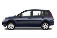 Ford Fusion Style Kleinwagen (2002 - 2012) 5 Türen Seitenansicht