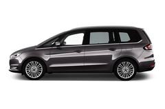 Ford Galaxy Titanium Transporter (2015 - heute) 5 Türen Seitenansicht
