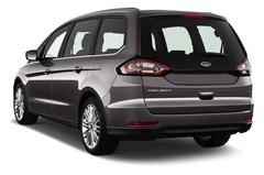 Ford Galaxy Titanium Transporter (2015 - heute) 5 Türen seitlich hinten