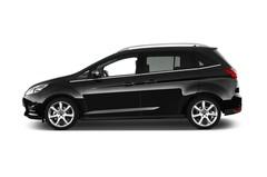 Ford Grand C-Max Titanium Transporter (2010 - heute) 5 Türen Seitenansicht