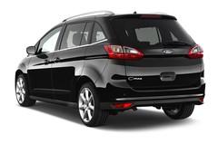 Ford Grand C-Max Titanium Transporter (2010 - heute) 5 Türen seitlich hinten