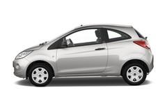 Ford Ka Concept Kleinwagen (2008 - 2016) 3 Türen Seitenansicht