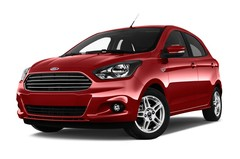 Ford Ka Cool & Sound Kleinwagen (2016 - heute) 5 Türen seitlich vorne mit Felge