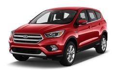 Ford Kuga Titanium SUV (2013 - heute) 5 Türen seitlich vorne