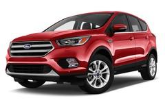 Ford Kuga Titanium SUV (2013 - heute) 5 Türen seitlich vorne mit Felge