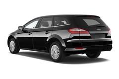 Ford Mondeo Titanium Kombi (2007 - 2014) 5 Türen seitlich hinten
