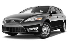 Ford Mondeo Titanium Kombi (2007 - 2014) 5 Türen seitlich vorne mit Felge