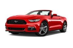 Ford Mustang GT Cabrio (2014 - heute) 2 Türen seitlich vorne mit Felge