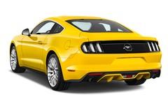 Ford Mustang - Coupé (2014 - heute) 2 Türen seitlich hinten