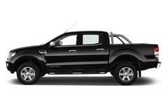 Ford Ranger LIMITED Transporter (2012 - 2016) 4 Türen Seitenansicht