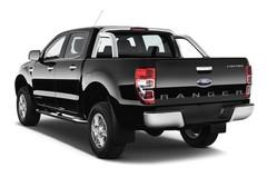 Ford Ranger LIMITED Transporter (2012 - 2016) 4 Türen seitlich hinten
