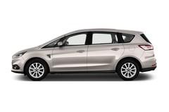 Ford S-Max Titanium Van (2015 - heute) 5 Türen Seitenansicht