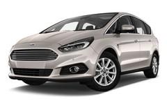 Ford S-Max Titanium Van (2015 - heute) 5 Türen seitlich vorne mit Felge