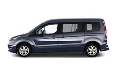 Ford Tourneo Connect Titanium Van (2013 - heute) 5 Türen Seitenansicht