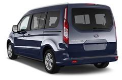 Ford Tourneo Connect Titanium Van (2013 - heute) 5 Türen seitlich hinten