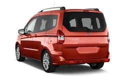 Ford Tourneo Courier Titanium Van (2014 - heute) 5 Türen seitlich hinten