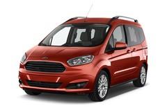 Ford Tourneo Courier Titanium Van (2014 - heute) 5 Türen seitlich vorne