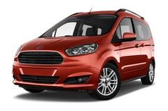 Ford Tourneo Courier Titanium Van (2014 - heute) 5 Türen seitlich vorne mit Felge