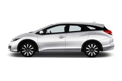 Honda Civic Executive Kombi (2013 - heute) 5 Türen Seitenansicht