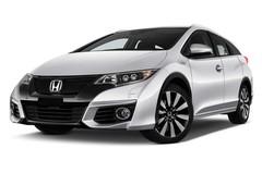 Honda Civic Executive Kombi (2013 - heute) 5 Türen seitlich vorne mit Felge