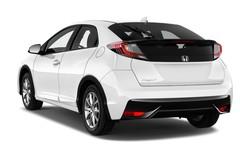 Honda Civic Comfort Kompaktklasse (2011 - 2015) 5 Türen seitlich hinten