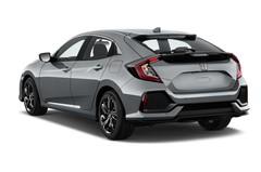 Honda Civic Executive Kompaktklasse (2015 - heute) 5 Türen seitlich hinten