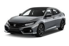 Honda Civic Executive Kompaktklasse (2015 - heute) 5 Türen seitlich vorne