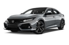 Honda Civic Executive Kompaktklasse (2015 - heute) 5 Türen seitlich vorne mit Felge