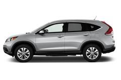 Honda CR-V Elegance SUV (2012 - heute) 5 Türen Seitenansicht