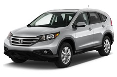 Honda CR-V Elegance SUV (2012 - heute) 5 Türen seitlich vorne