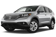 Honda CR-V Elegance SUV (2012 - heute) 5 Türen seitlich vorne mit Felge
