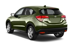 Honda HR-V - SUV (2015 - heute) 5 Türen seitlich hinten