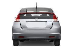 Honda Insight Comfort Kompaktklasse (2009 - 2013) 5 Türen Heckansicht