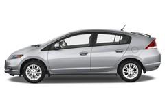 Honda Insight Comfort Kompaktklasse (2009 - 2013) 5 Türen Seitenansicht