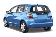 Honda Jazz Exclusive Kleinwagen (2008 - 2013) 5 Türen seitlich hinten