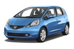Honda Jazz Exclusive Kleinwagen (2008 - 2013) 5 Türen seitlich vorne
