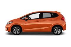 Honda Jazz Elegance Kleinwagen (2013 - heute) 5 Türen Seitenansicht