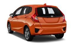 Honda Jazz Elegance Kleinwagen (2013 - heute) 5 Türen seitlich hinten