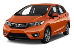Honda Jazz Elegance Kleinwagen (2013 - heute) 5 Türen seitlich vorne