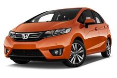 Honda Jazz Elegance Kleinwagen (2013 - heute) 5 Türen seitlich vorne mit Felge