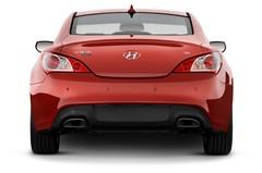 Hyundai Genesis - Coupé (2010 - 2016) 2 Türen Heckansicht