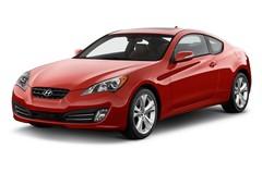 Hyundai Genesis - Coupé (2010 - 2016) 2 Türen seitlich vorne