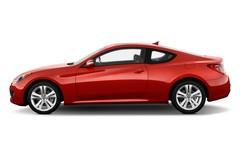 Hyundai Genesis - Coupé (2010 - 2016) 2 Türen Seitenansicht