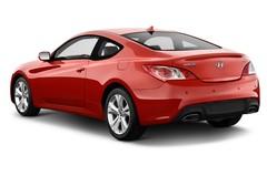 Hyundai Genesis - Coupé (2010 - 2016) 2 Türen seitlich hinten