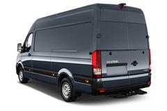 Hyundai H350 Eco Transporter (2014 - heute) 4 Türen seitlich hinten