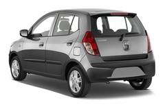 Hyundai i10 Style Kleinwagen (2008 - 2013) 5 Türen seitlich hinten
