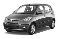 Hyundai i10 Style Kleinwagen (2008 - 2013) 5 Türen seitlich vorne