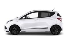 Hyundai i10 TREND Kleinwagen (2013 - heute) 5 Türen Seitenansicht