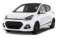 Hyundai i10 TREND Kleinwagen (2013 - heute) 5 Türen seitlich vorne